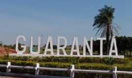 Guarantã - Entrada da cidade-Foto:fer_haka
