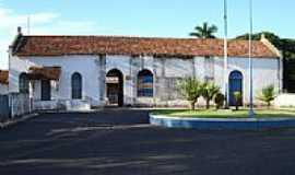 Guararapes - Fachada da Antiga Estação Ferroviária por Marcelo Szk