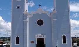 Guararema - Igreja Matriz de São Benedito - Foto Guararema Tem