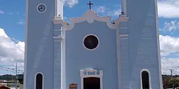 Igreja Matriz de São Benedito - Foto Guararema Tem
