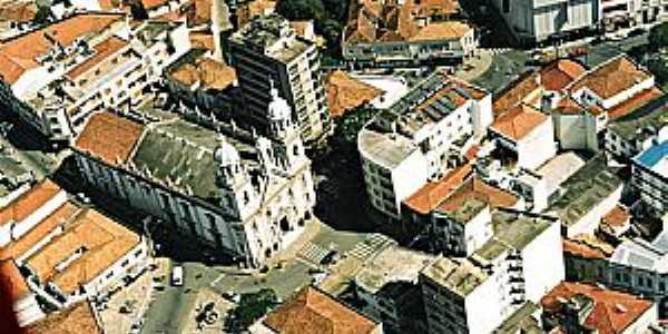 Guaratinguetá-SP-Centro da cidade-Foto:www.casadefreigalvao.com.br