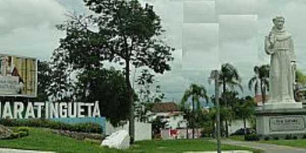 Guaratinguetá-SP-Entrada da cidade da cidade-Foto:Roberta Padulla