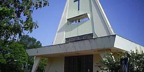 Igreja Matriz de Guariba - por Pablo West