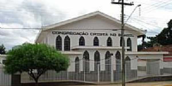 Igreja da Congregação Cristã do Brasil-Foto:Manoel Messias de So…