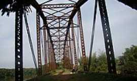 Guatapará - Antiga ponte de ferro-Foto:beto1000