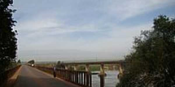 Pontes sobre o Rio Mogi-Foto:beto1000