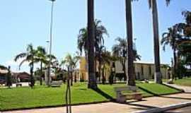 Guzolândia - Guzolândia-SP-Praça da Matriz-Foto:mauronesic