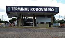 Guzolândia - Guzolândia-SP-Terminal Rodoviário-Foto:mauronesic