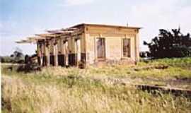 Herculândia - A Estação em ruínas