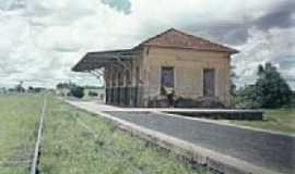 Herculândia - Estação de Herculândia