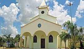 Hercul�ndia - Igreja-Foto:Eduardo M. P. Dantas
