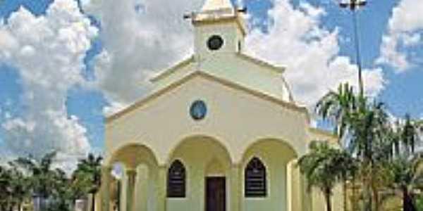 Igreja-Foto:Eduardo M. P. Dantas