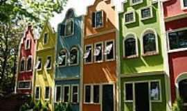 Holambra - Holambra-SP-Arquitetura Holandeza-Foto:Rom�o