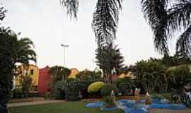Holambra - Holambra-SP-Praça e Stands de exposição de flores-Foto:Ernandes C Santos