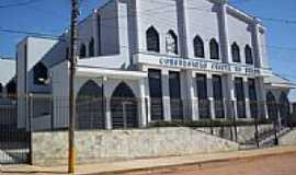 Hortol�ndia - Igreja da CCB em Hortol�ndia-SP-Foto:Jose Carlos Quiletti