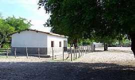 Pilão Arcado - Pilão Arcado-BA -Casa na Comunidade Caatinga-Foto:Caio Graco Machado