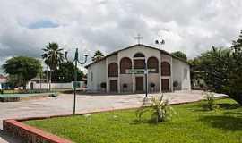 Pilão Arcado - Pilão Arcado-BA-Matriz de Santo Antônio-Foto:Christovam Lopes Regis Junior