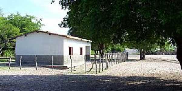 Pilão Arcado-BA -Casa na Comunidade Caatinga-Foto:Caio Graco Machado