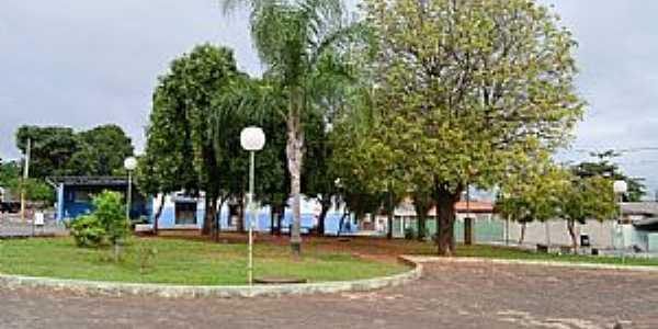Imagens da cidade de Iacanga - SP