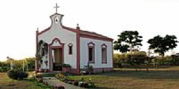 Capela de São Cristóvão-Foto:fotomarco3d