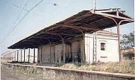 Ibaté - A Estação em 1998