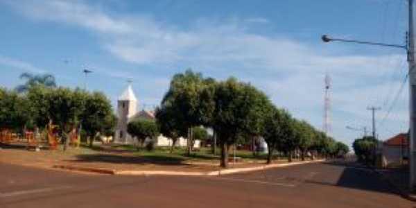 Área Central de Ibiporanga SP, Por José Luis