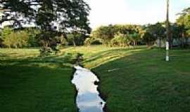 Ibirá - Ibirá-SP-Córrego e área verde no Balneário Termas de Ibirá-Foto:Alexandre Bonacini