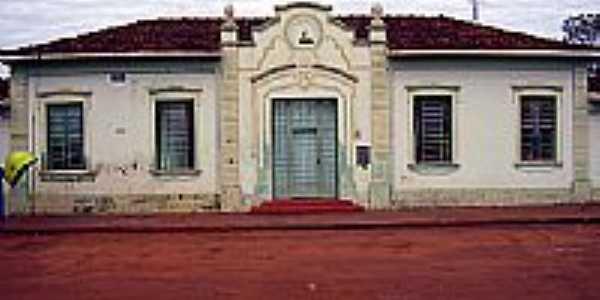 Estação Ferroviária de Ibirarema-SP-Foto:Fabio Vasconcelos