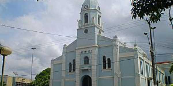 Ibitinga-SP-Par�quia do Senhor Bom Jesus-Foto:geolocation.ws