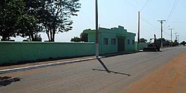 Ibitiúva-SP-Rua do Cemitério-Foto:Bombercid