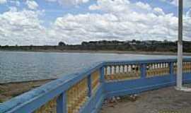 Jaramataia - Orla do Rio Traipu em Jaramataia-Foto:Sergio Falcetti