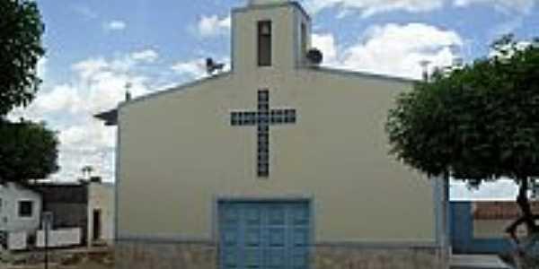 Igreja de N.Sra.da Conceição em Jaramataia-Foto:Sergio Falcetti