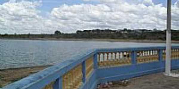 Orla do Rio Traipu em Jaramataia-Foto:Sergio Falcetti