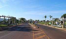 Iepê - Iepê-SP-Entrada da cidade-Foto:memorialdosmunicipios.