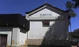 Igaçaba - Igaçaba-SP-Antiga Estação Ferroviária-Foto:Rubens Almeida