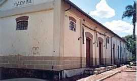 Igaçaba - Igaçaba-SP-Lateral da antiga Estação Ferroviária-Foto:Rubens Almeida