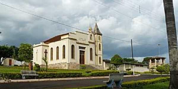 Igaçaba-SP-Capela de São Pedro-Foto:Altemiro Olinto Cristo