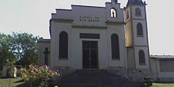 Igaçaba-SP-Capela de São Pedro-Foto:Rubens Almeida