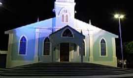 Igaraí - Igreja de Igaraí vista de noite por Ricardo Teixeira