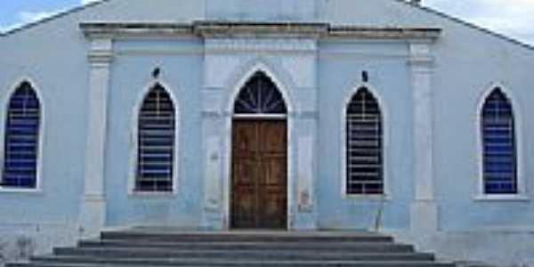 Igreja em Igaraí foto por eduardo de faria