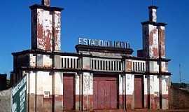 Igarapava - Igarapava-SP-Fachada do Estádio de Futebol-Foto:Leonardo Figueiredo