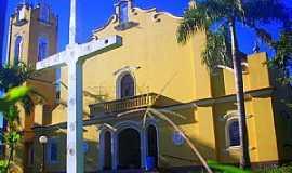 Igarapava - Igarapava-SP-Igreja de São Luiz gonzaga na Vila Junqueira-Foto:Leonardo Figueiredo