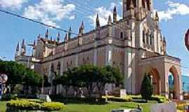 Igarapava - Igreja Matriz de Santa Rita em Igarapava-SP-Foto:foscolo.biz