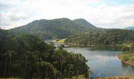 Igaratá - Represa de Igaratá por Terezinha Ognibene