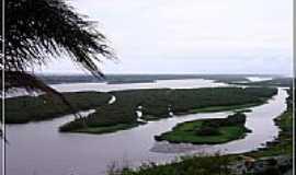 Iguape - Ilhas em Iguape-Foto:Fábio Barros