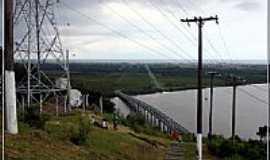 Iguape - Ponte em Iguape-Foto:Fábio Barros
