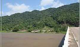 Iguape - Ponte sobre o Rio Ribeira de Iguape-2-em Iguape-Foto:F�bio Barros
