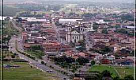 Iguape - Vista da cidade de Iguape-Foto:F�bio Barros