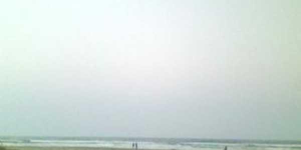 Linda praia, Por Antonio Cícero da Silva - Águia
