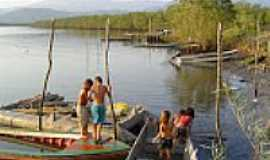 Ilha Diana - Ilha Diana-SP-Pescadores-Foto:baixada santista